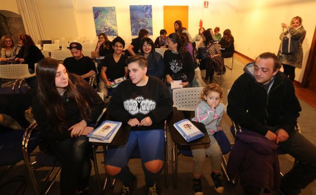 Los jóvenes protagonizan las «buenas prácticas por los buenos tratos» del 25-N