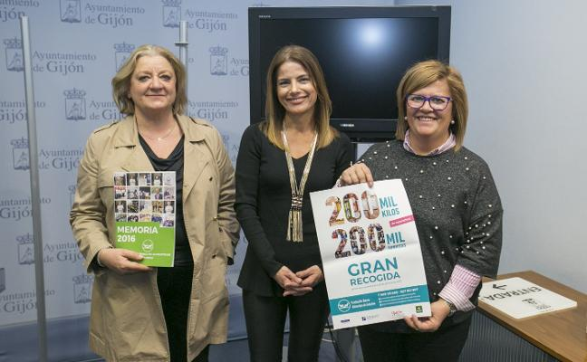 El Banco de Alimentos necesita 600 voluntarios para la 'Gran Recogida'