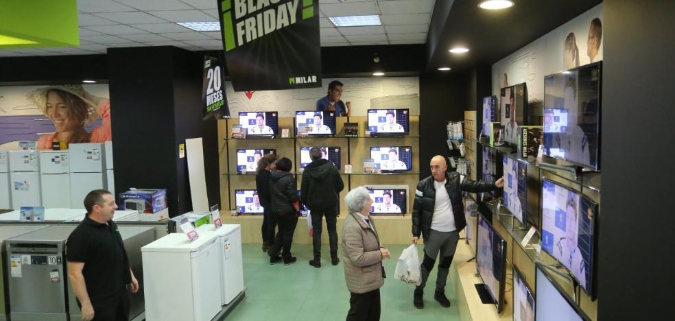 El 'Black Friday' anticipa una campaña navideña en Asturias con más ventas y empleos