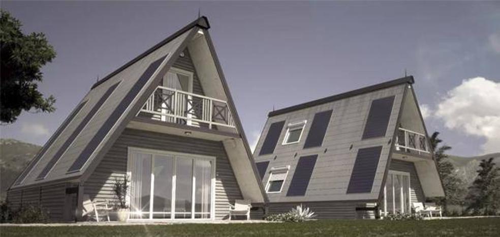 La innovadora casa desplegable construida en seis horas al precio de 28.000 euros