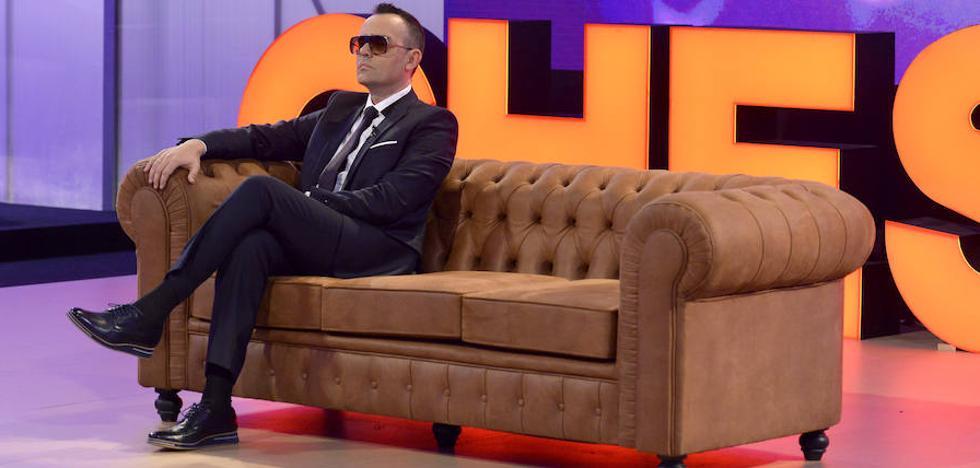 Risto Mejide vuelve este domingo a Cuatro con lo nuevo de 'Chester'