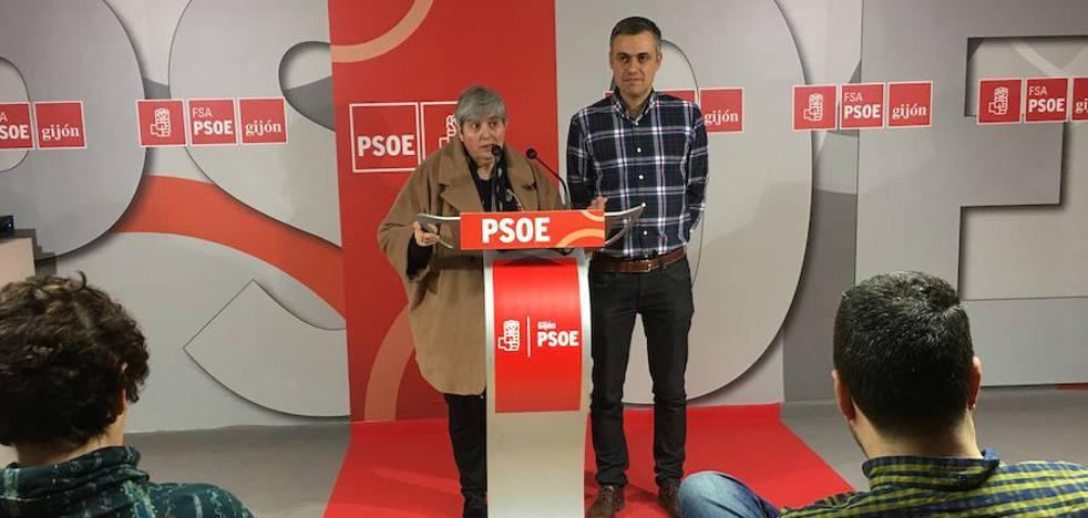 Dulce Gallego acepta integrarse en la lista de Iván Fernández Ardura para el PSOE de Gijón