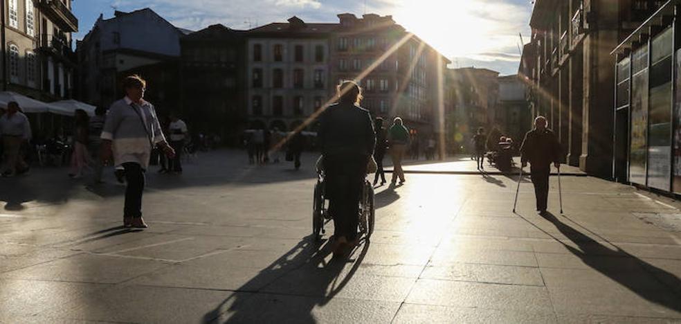 La pensión media por jubilación se sitúa en Asturias en 1.300 euros