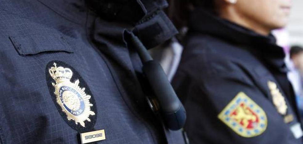La Policía Nacional busca al presunto agresor de una seguidora del Real Oviedo