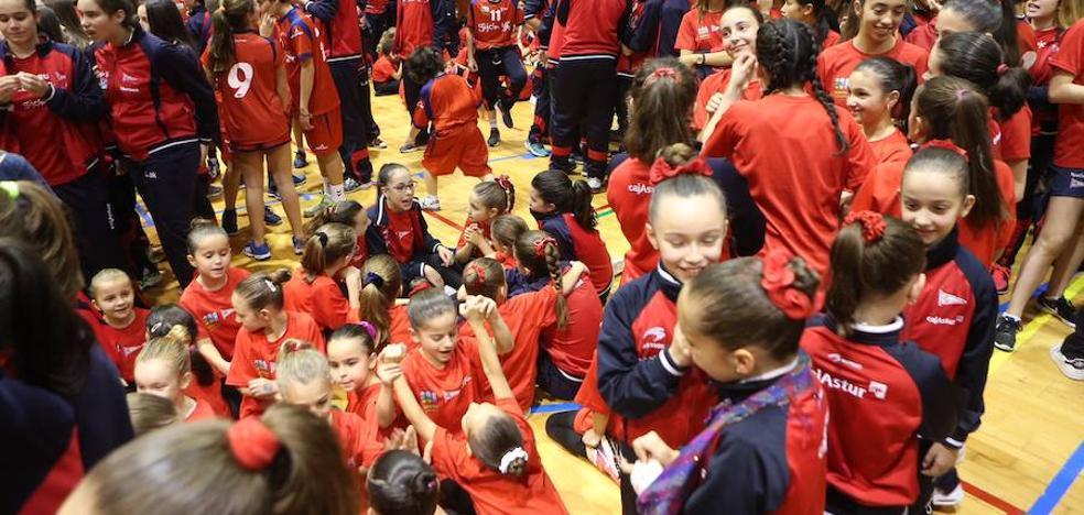 El Grupo Covadonga presenta sus secciones deportivas