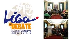 Presentada la I Liga de Debate Escolar Municipal
