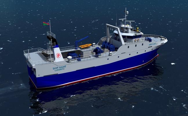 Armón construirá siete buques para Pescanova en sus astilleros de Galicia