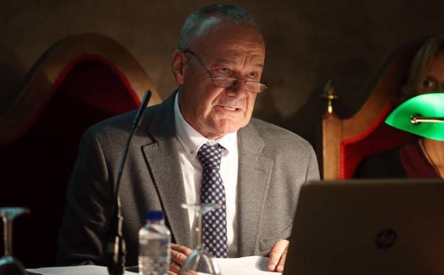 En directo: Aladino Fernández habla sobre 'El marco territorial de las infraestructuras en Asturias'