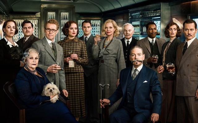 Crimen en la cartelera: De 'Asesinato en el Orient Express' a 'Saw VIII'