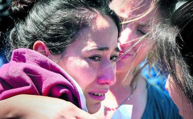 Argentina llora por los 44 tripulantes del 'San Juan'
