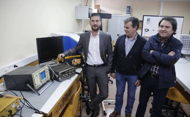 El IES Sánchez Lastra se «vincula» a una multinacional de electrónica