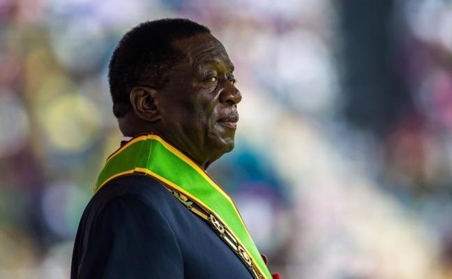 Mnangagwa: «No debemos ser rehenes de nuestro pasado»