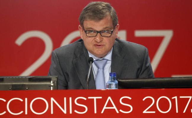 Dimite Ángel del Valle como presidente de Duro Felguera y le sustituye Acacio Rodríguez