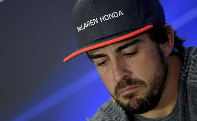 Fernando Alonso: «Entre el 10 y el 11 prefiero éste, para elegir neumáticos»