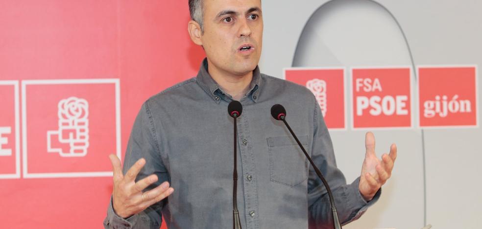 Los socialistas gijoneses se citan en Pumarín para elegir a su nuevo secretario general
