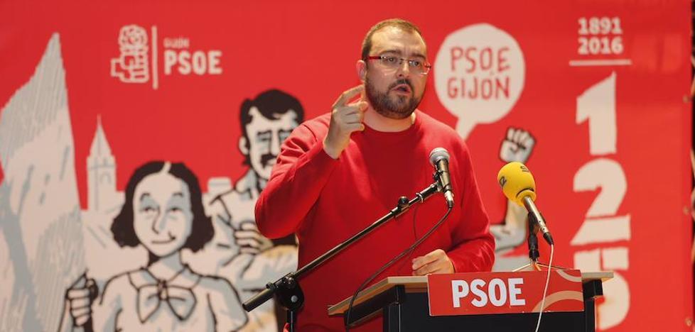 Barbón destaca la amplia renovación de las direcciones locales del partido socialista