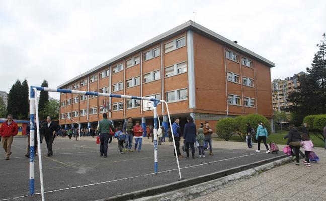 Siete colegios de Oviedo abrirán estas Navidades