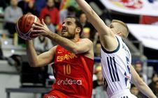 La 'España B' venga a la 'A' ante Eslovenia