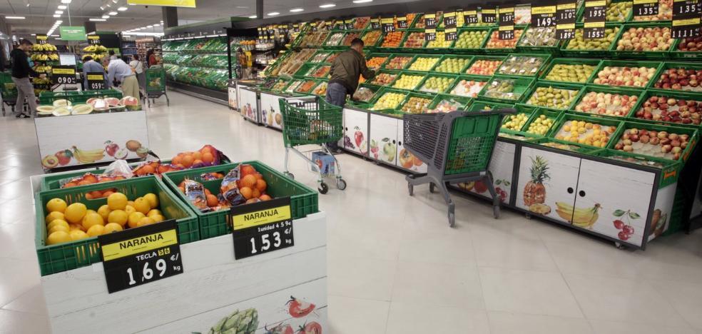 Mercadona inaugura en Avilés un diseño de tienda que ahorra un 40% de energía