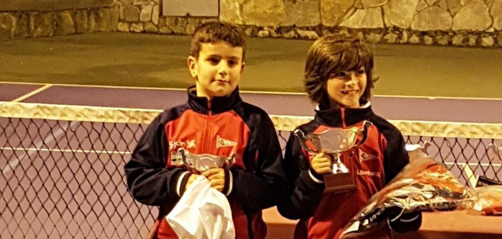 Darío Carballal se proclama campeón del Torneo Iniciación