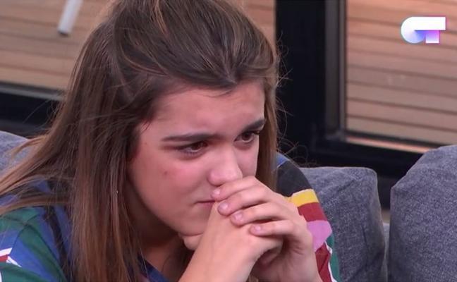 El día que Mónica Naranjo eliminó a Amaia, de 'Operación Triunfo', de otro concurso