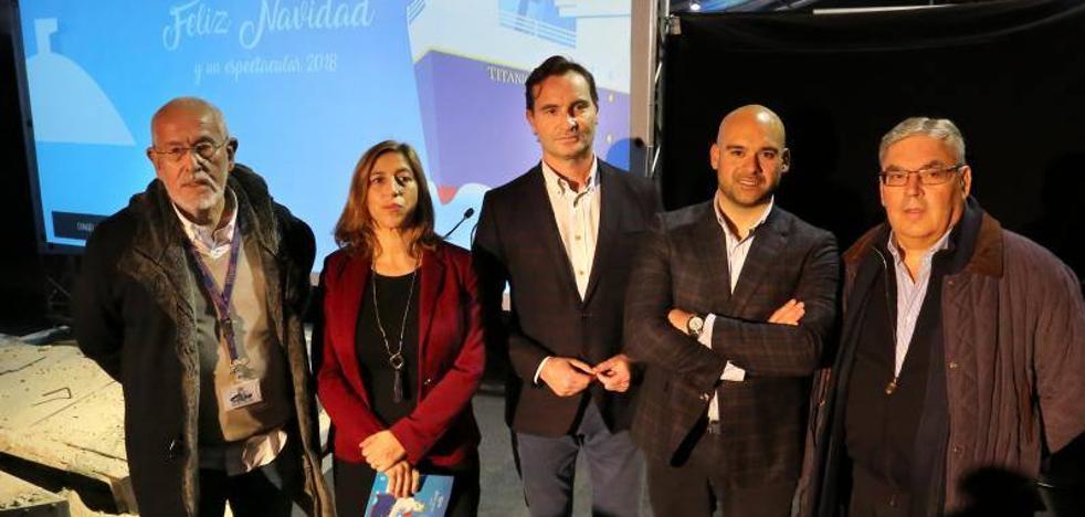Gijón estrena mañana la pista de hielo y el mercadillo navideño y enciende las luces el martes 5