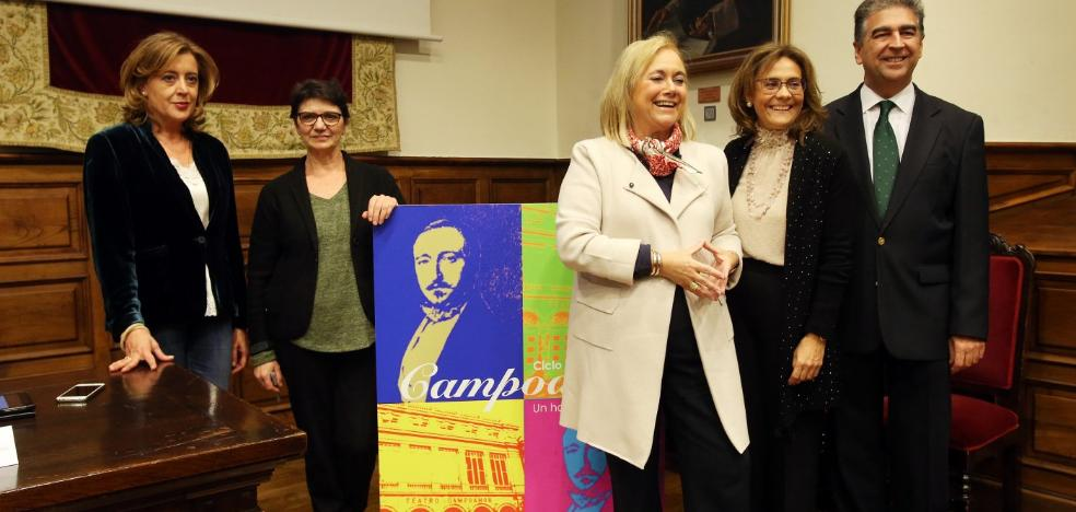 De 'ring' de boxeo a escenario de los Premios Princesa de Asturias