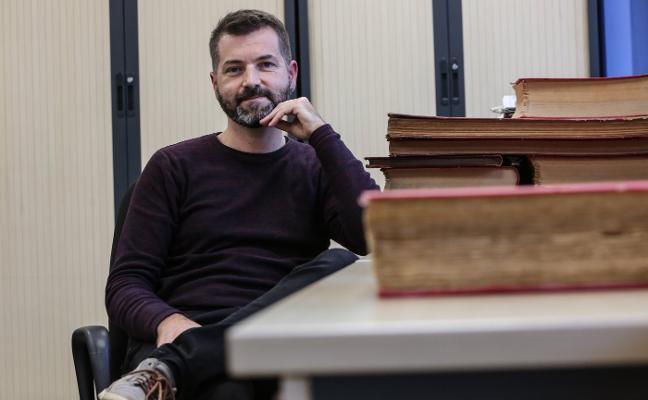 Iván Patiño será el vocal del PSOE en el Patronato de Cultura
