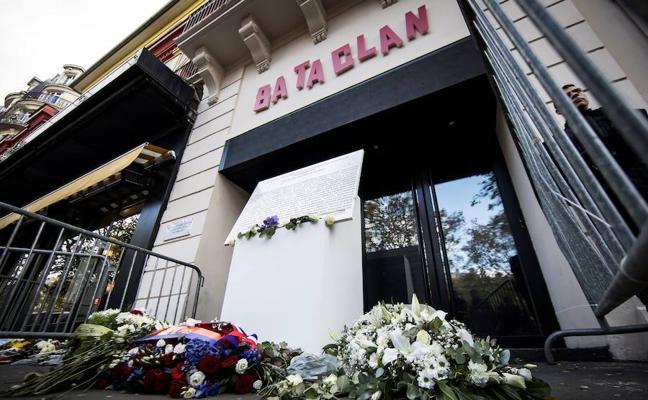 Dos años de cárcel para una falsa víctima de los atentados del Bataclan