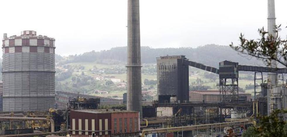 Arcelor anuncia un plan de medidas medioambientales para Asturias