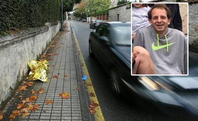 Consternación en Somió por el fallecimiento del joven Juan Fombona en un atropello