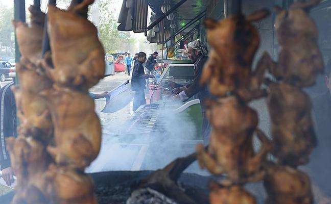 Piden vetar el uso de fosfatos en el kebab por razones sanitarias