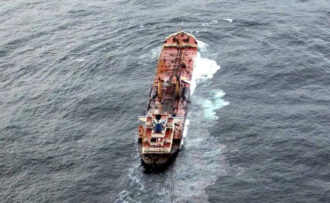 Asturias, ante la incertidumbre del estado del fondo marino 15 años después del 'Prestige'