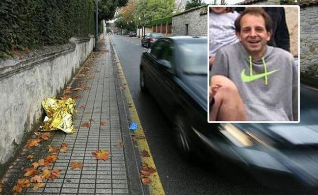 La tragedia de Juan Fombona, arrollado al lado de su casa por un conductor que se dio a la fuga