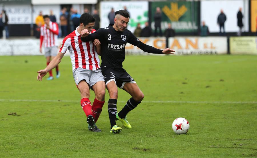 El Lealtad 0-1 Bilbao Athletic, en imágenes