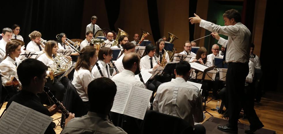Éxito de la Banda de Música en Pumarín