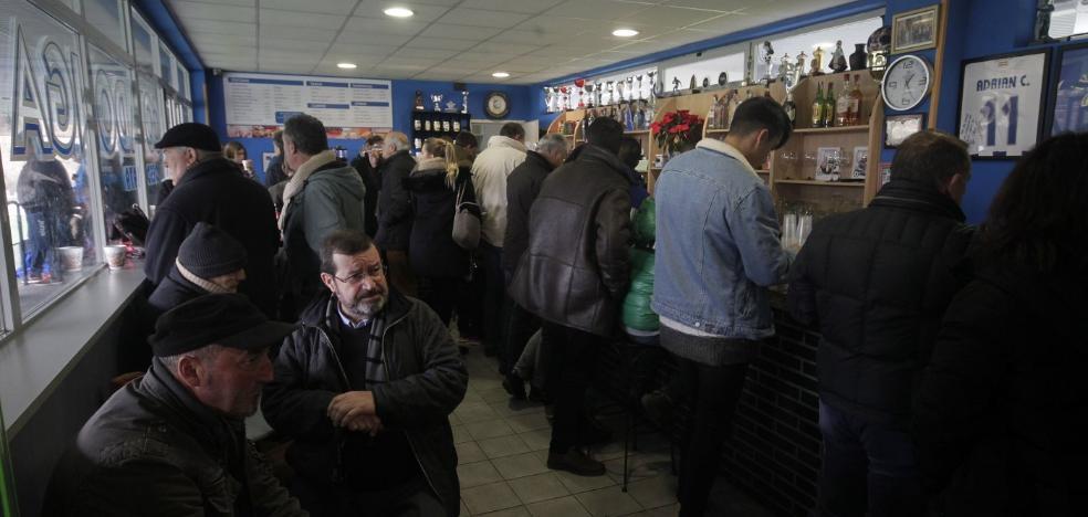 Deportes regularizará las concesiones de uso de los bares de los campos de fútbol