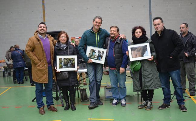 Fotografías del premio en Bimenes