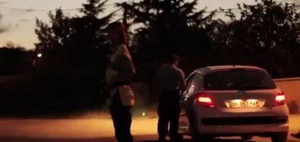 El impactante vídeo de la Guardia Civil que te quitará la idea de avisar de un control policial