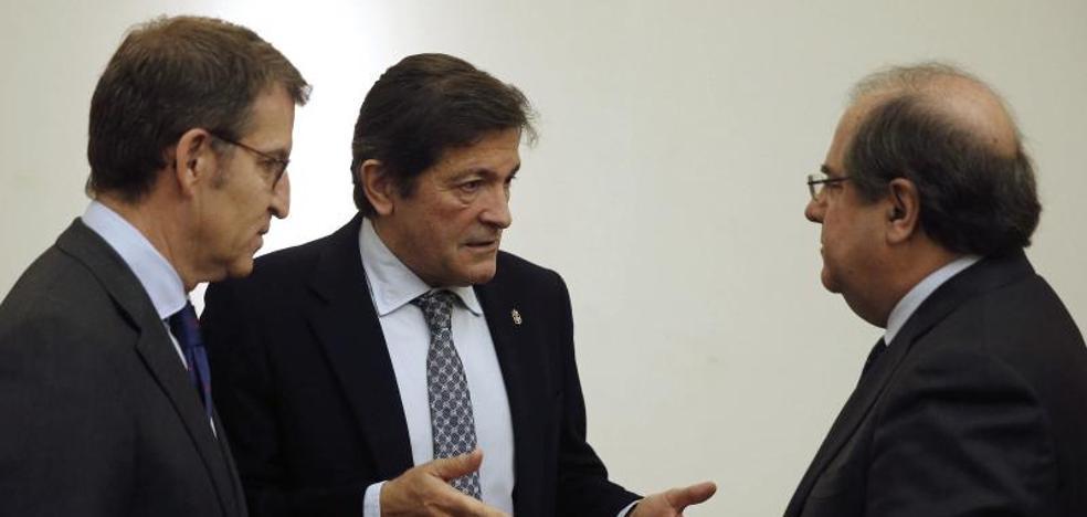 Javier Fernández: «Si el independentismo no tiene mayoría no me va a entristecer»