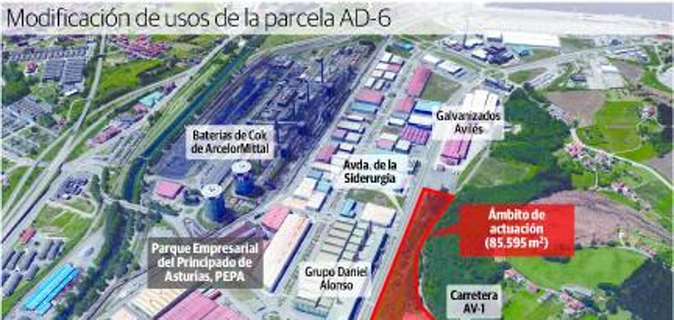 Sepides presenta un Plan Especial para desarrollar 85.595 metros cuadrados en el PEPA