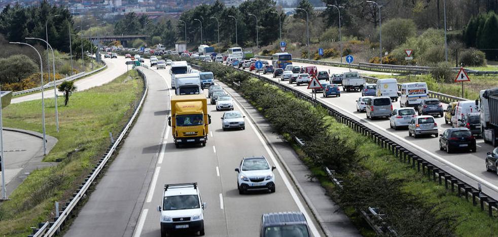 La DGT prevé 128.000 desplazamientos en Asturias durante el puente