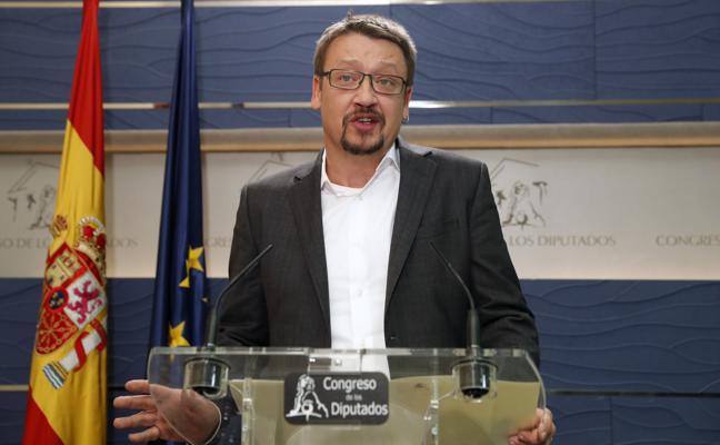 Podemos recurre al Constitucional el cese de Puigdemont y su Gobierno