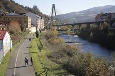 Un río para vertebrar y activar Langreo