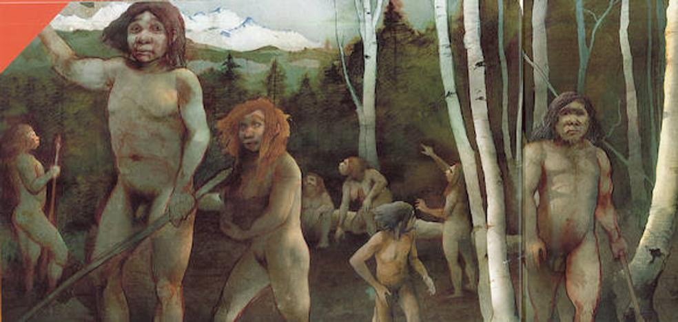 El gran tórax de los neandertales se debería a una gran demanda de oxígeno, según investigaciones en El Sidrón