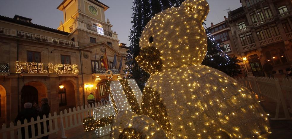 40.000 kilovatios de Navidad