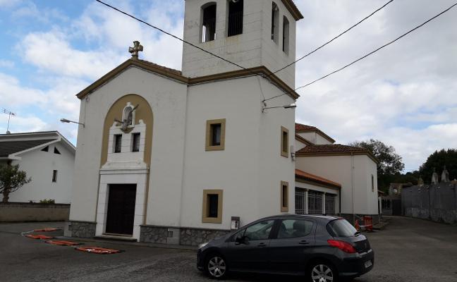 Patrimonio da luz verde al proyecto de reparación de la iglesia de Perlora