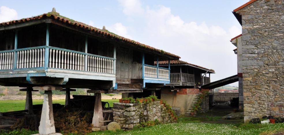 El Principado revisará el uso de hórreos y paneras por iniciativa de Carreño