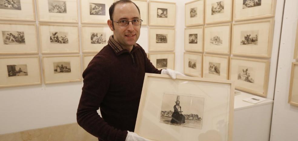 Un Goya por 440 euros