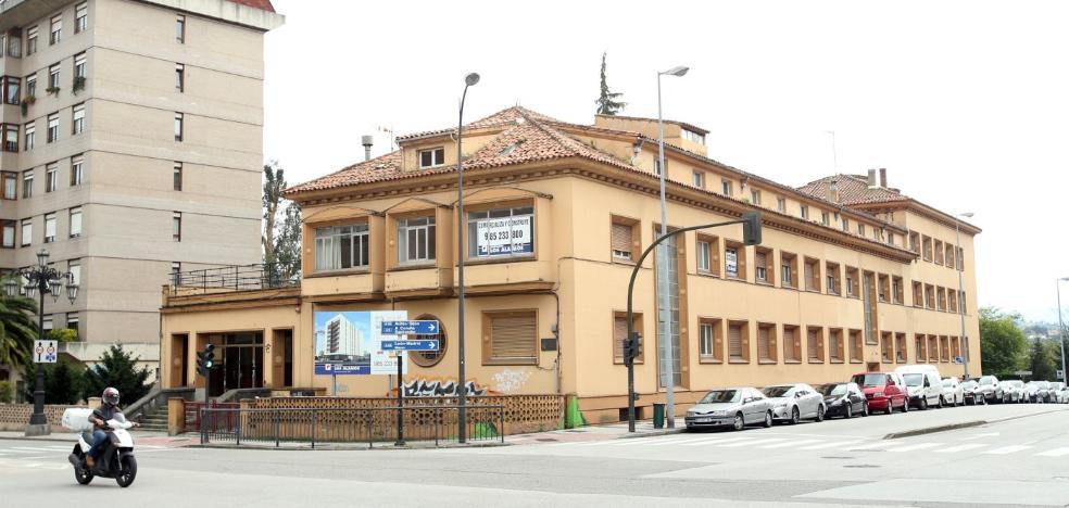 El Ayuntamiento vende a Los Álamos el aprovechamiento municipal del Sanatorio Blanco